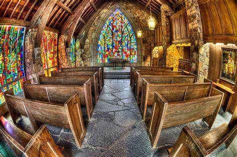 Ida Cason Memorial Chapel, Callaway Gardens, Mark S