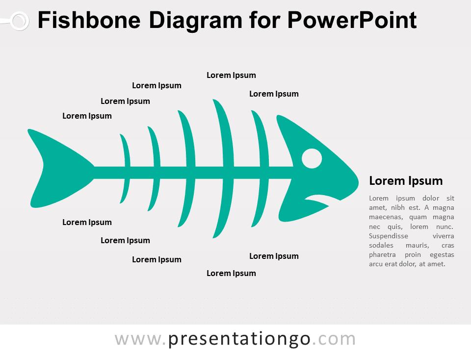 Fishbone Diagram PowerPoint