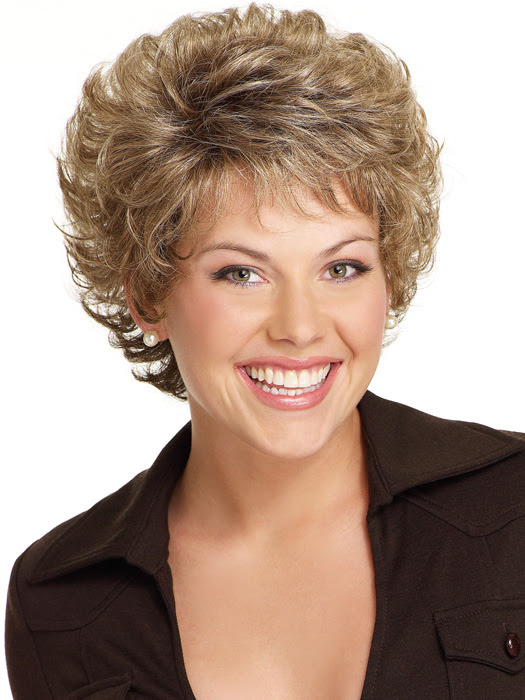 Hairstyle Short Hairstyle For Curly Hair Women