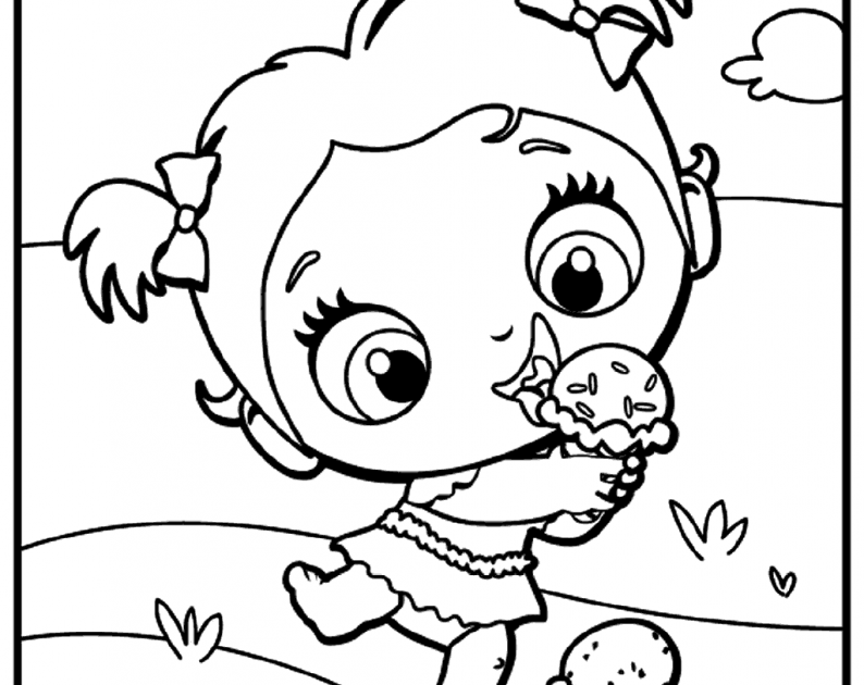 Baby Alive Coloring Pages | Coloring Page Blog