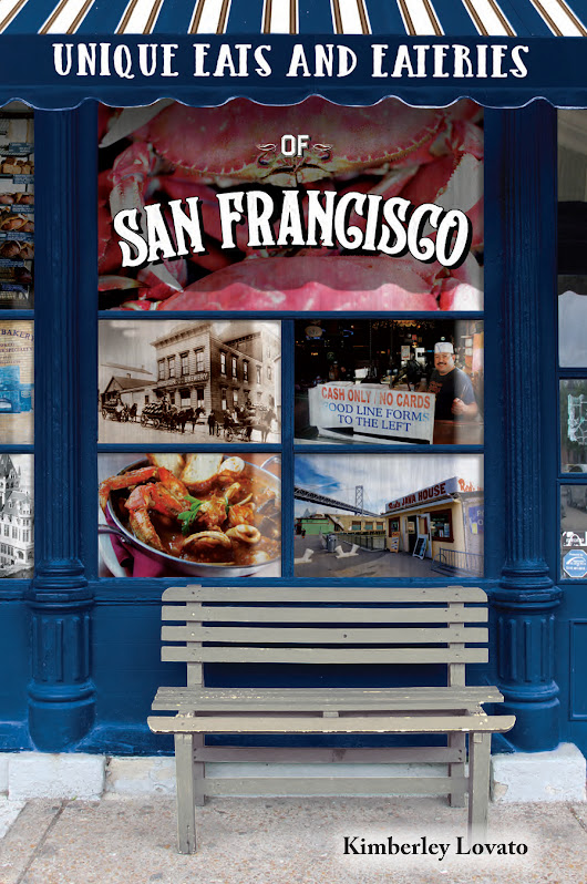 Kimberley Lovato's new book explores the 'Unique Eats' of San Francisco
