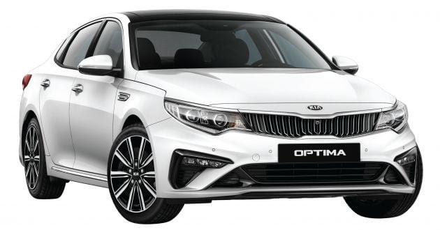 2019 Kia Optima EX launched in Malaysia – RM139,888