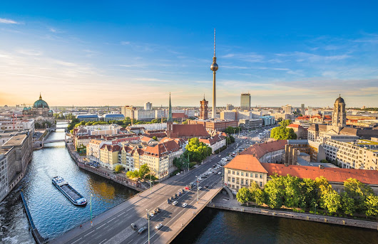 Visit Berlin, Germany - Win A Trip