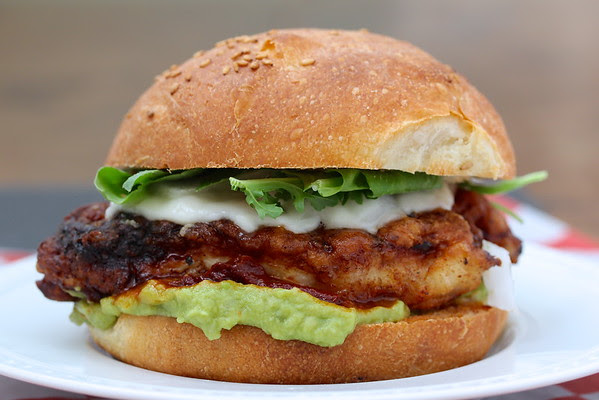 Cemita Poblana with Pork Milanesa