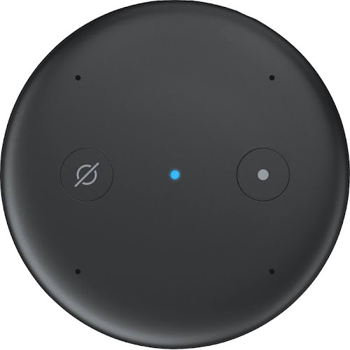 Amazon - Echo Input - Black
