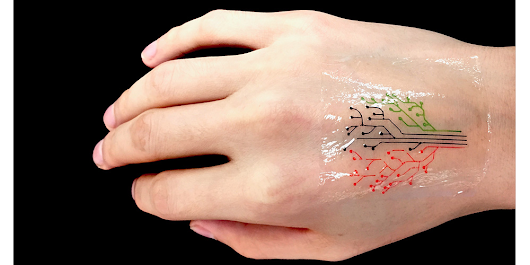 Engineers 3D print a 'living tattoo' with a new kind of ink