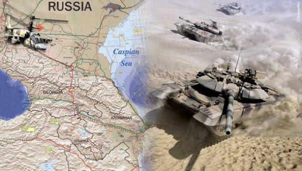 """Σύρραξη από τη Συρία μέχρι τον Καύκασο προβλέπουν τρία ρωσικά """"think tank"""""""