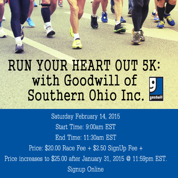 RUN YOUR HEART OUT 5K