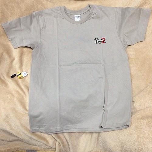オマケのTシャツ。
