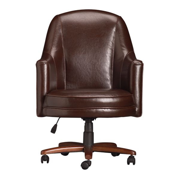 Icon Executive Office Chair Crate Barrel - Stylehive