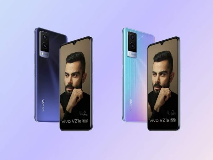Powerful Vivo V21e 5G Launched in India with 64MP Rear Camera, 8GB RAM, and 44W Fast Charging