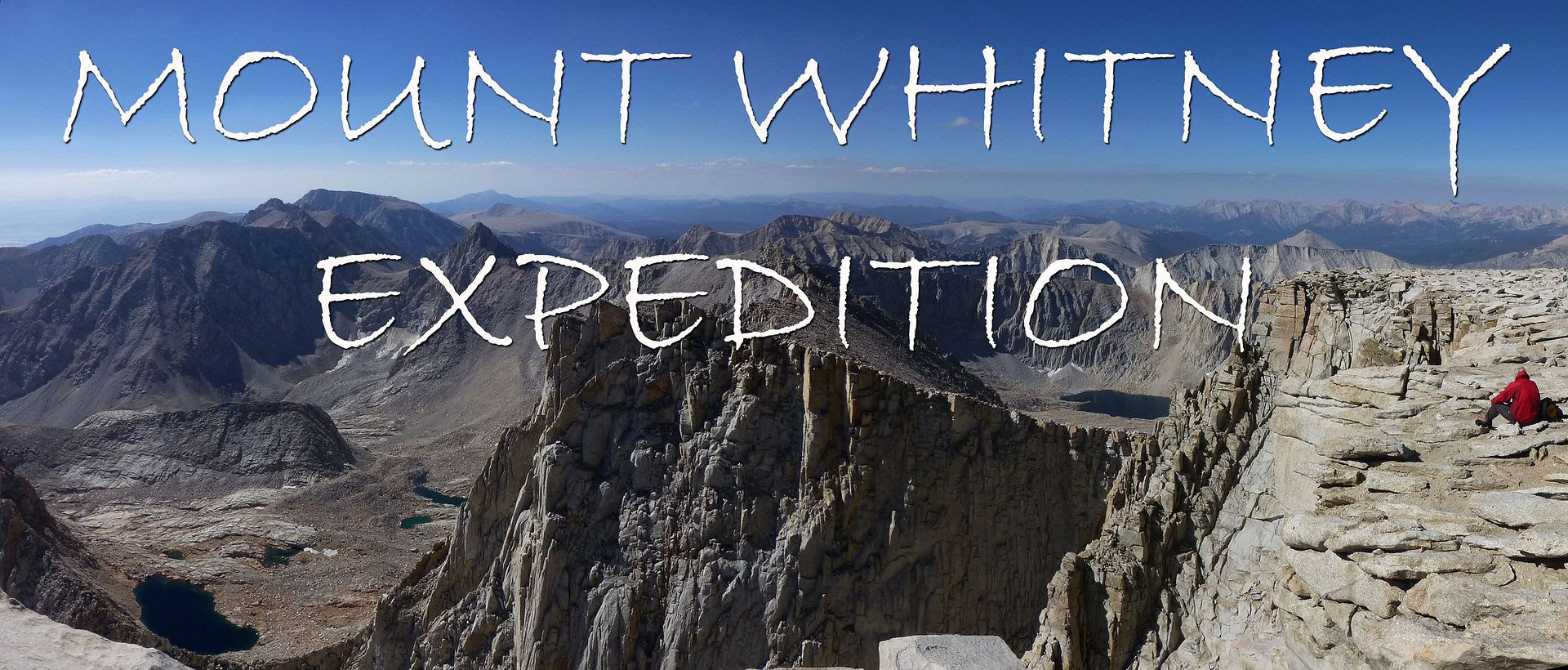 · 2012/08 MOUNT WHITNEY (4.421 M) HIGH SIERRA CALIFORNIA (USA)