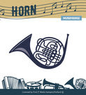 MUSD10002 Snijmal Music Horn