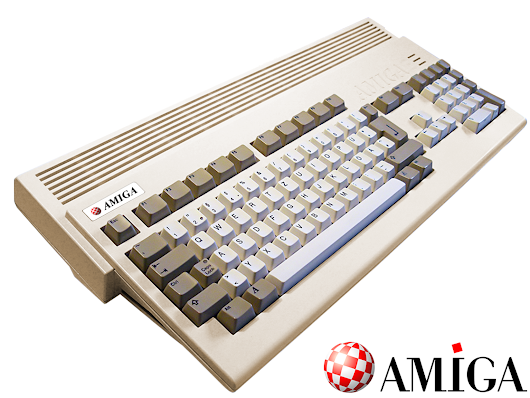 New AMIGA 1200 Cases (Made From New Molds) by Philippe Lang — Kickstarter
