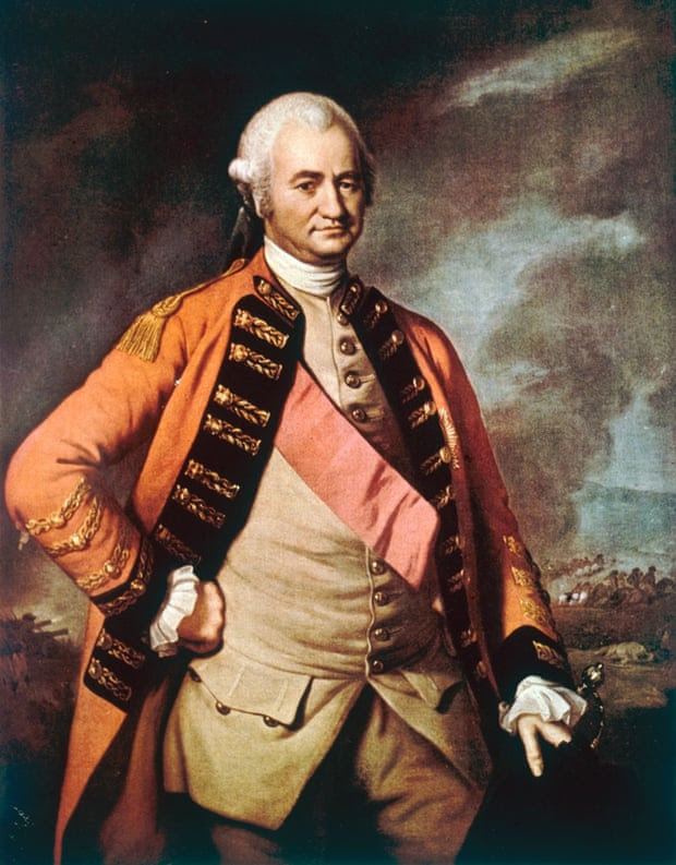 Robert Clive, was an unstable sociopath who ran the East India Company