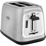 Oster 2 Slice Toaster - Brushed Stainless Steel TSSTTRJB29