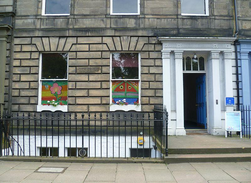 File:House of James Young Simpson, Queen Street, Edinburgh.jpg