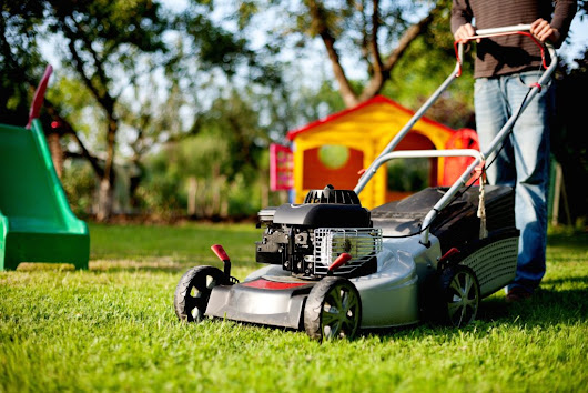 Mowing Tips from the Pros | Vin's Total Care Landscaping