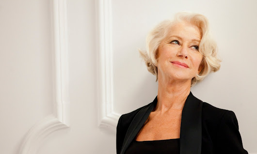 Helen Mirren at 70: fashion gifts from a grande dame | Fashion | The Guardian