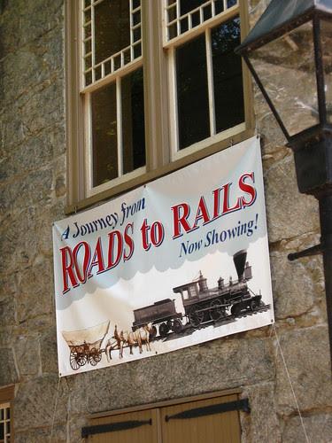 Roads to Rails