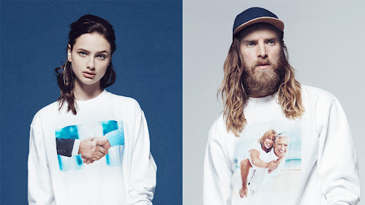 Adobe's Cheeky New Clothing Line Celebrates Some of the Worst Stock Photos Ever