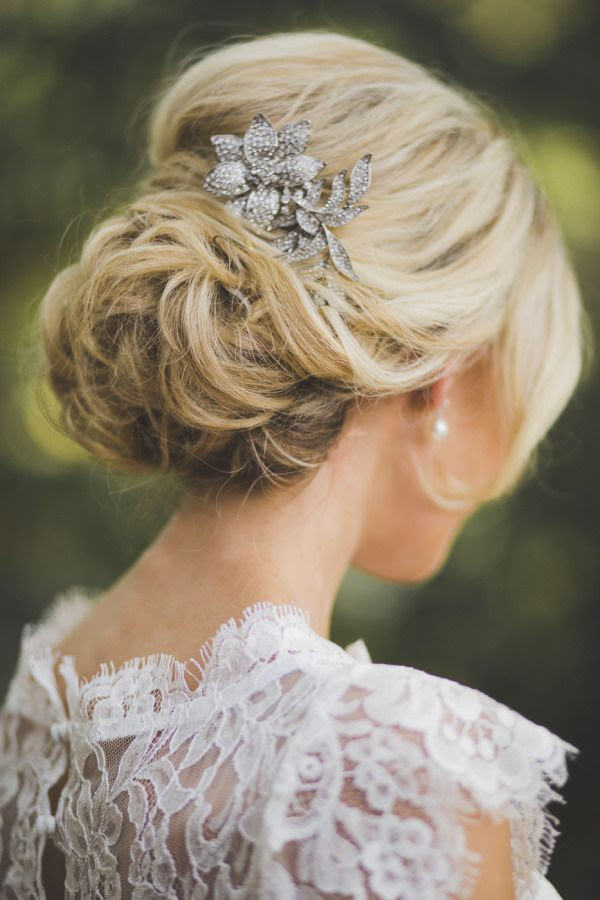 Best Bridal  Updo  Hairstyles  for Summer Weddings  2019