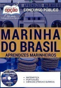 Apostila para APRENDIZES  MARINHEIROS da marinha 2017