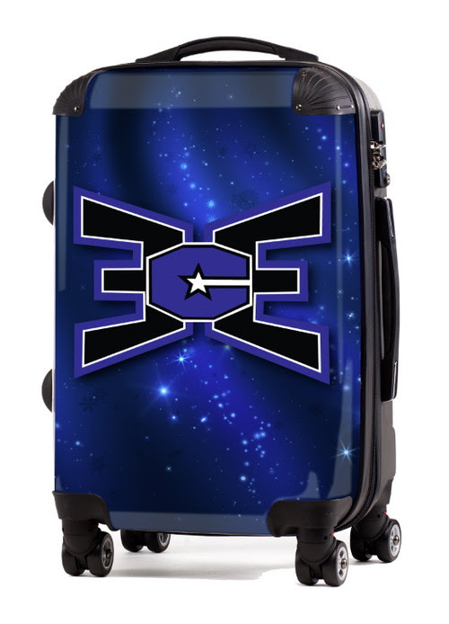 "East Celebrity Elite 20"" Carry-On Luggage"