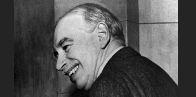 John Maynard Keynes (1883 - 1946) AFP