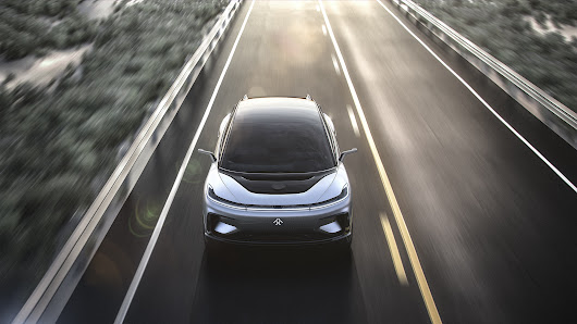 Faraday Future Confirms $2 Billion in First Round Funding & Clears Government Approval | FF Press Room