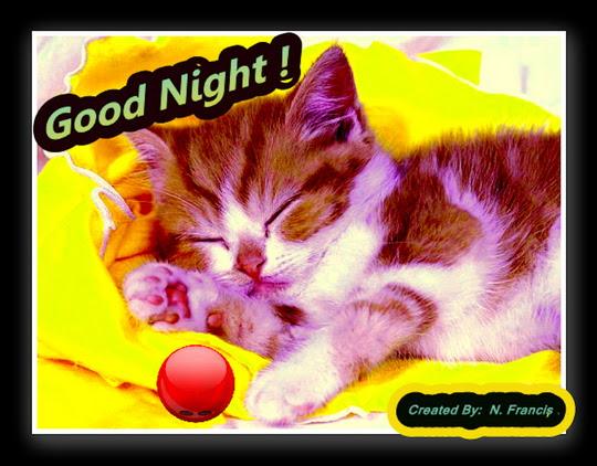 Good Night Free Hi Ecards Greeting Cards 123 Greetings