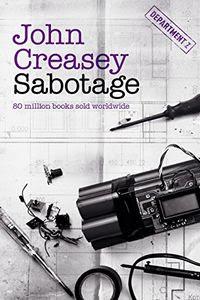 Sabotage by John Creasey