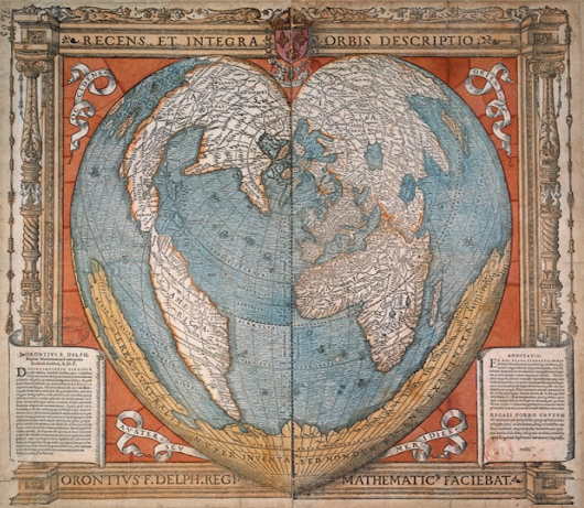 "The History of Cartography, the ""Most Ambitious Overview of Map Making Ever,"" Now Free Online"