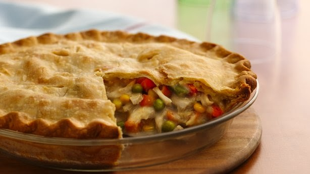... Bread Good Meat Good God Let's Eat : 25 Top Pot Pies from Pillsbury