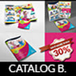 Toys Products Catalog Brochure Bundle Template