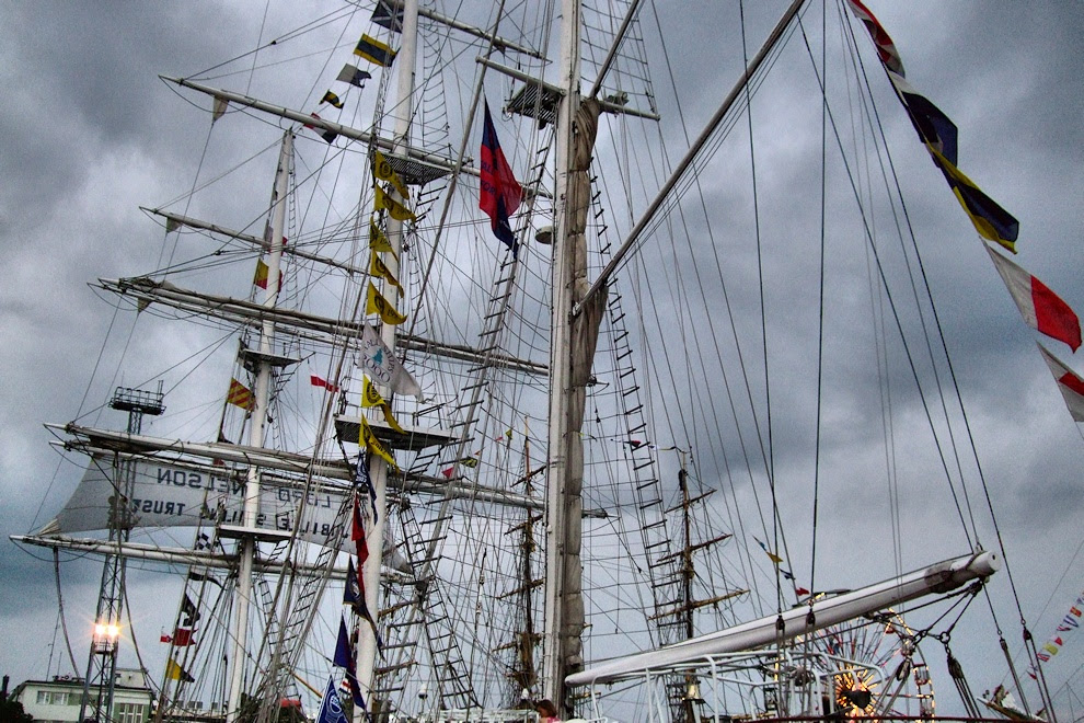 Gdynia Tall Ships' Races 2009