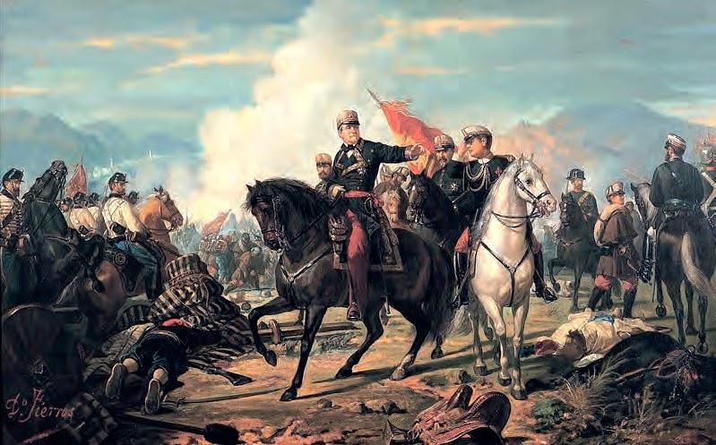 Archivo: La batalla de Tetuán (1894) jpg.