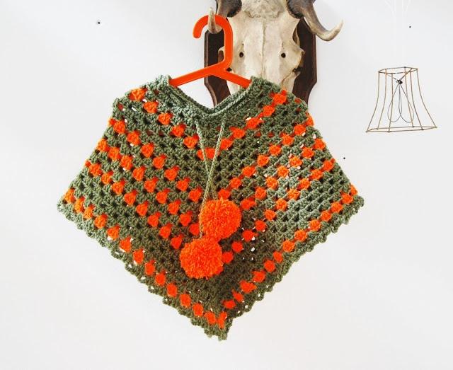 Sloppop Yeah blogt..: Vintage en ponchos