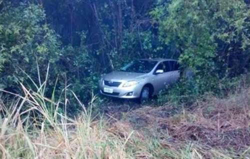 Nova Laranjeiras - Dois acidentes foram registrados na BR-277