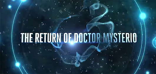 294 – Doctor Who – The Return of Doctor Mysterio