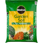 Miracle Gro Garden Soil, All Purpose - 20 lb