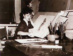 Joyce Ballantyne pinup artist