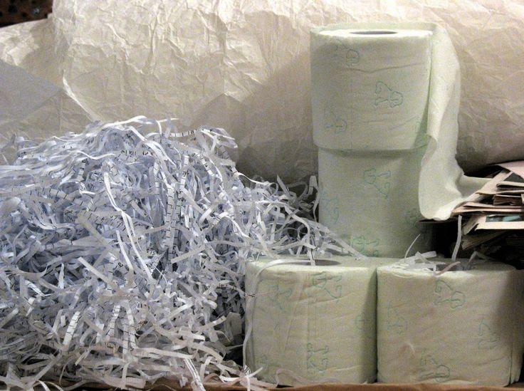 חומרים להכנת עיסת נייר