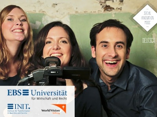 Social Innovation - Open Online Course - iversity