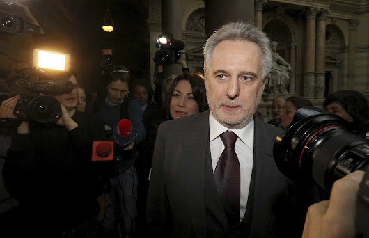 Austria approves U.S. extradition for Ukrainian oligarch Dymitro Firtash