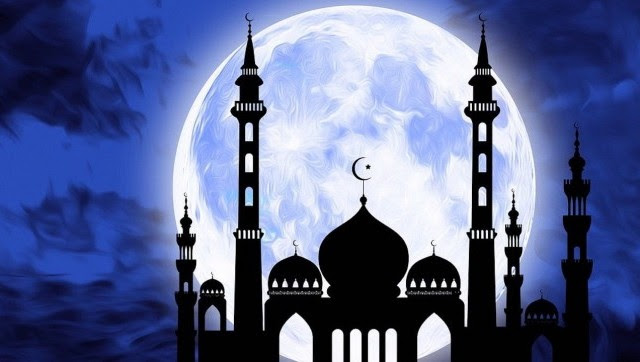 Happy Eid 2021 wishes, picture messages. Shutterstock