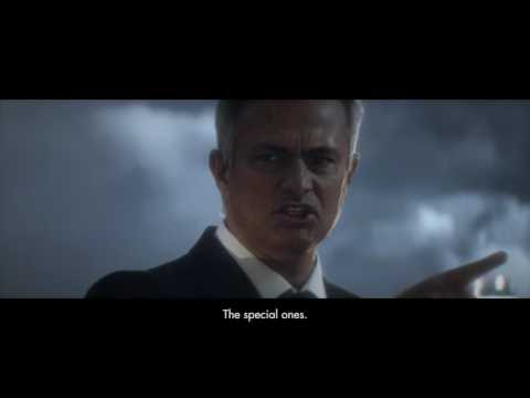 Jose Mourinho features in Heineken Commercial - You are the Special ones!