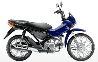 Foto Honda Pop 100 modelo 2009