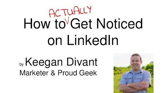 How to Actually Get Noticed on LinkedIn