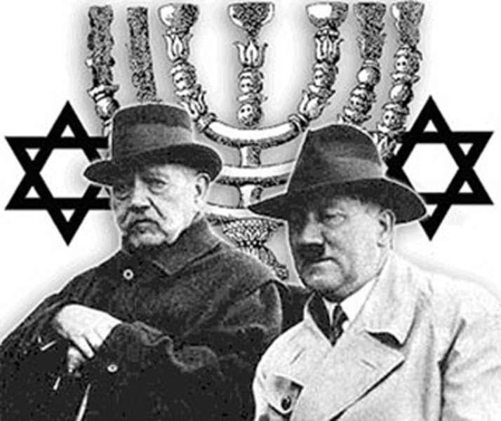 Сионизм пытается уничтожить Русь уже тысячи лет